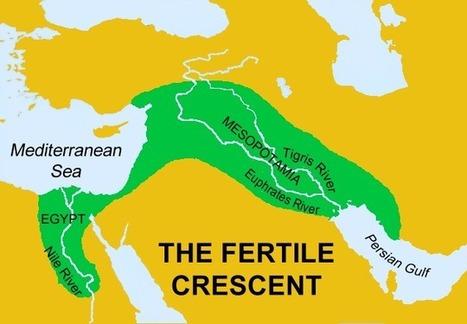 Mesopotamia at mrdowling.com | History | Scoop.it