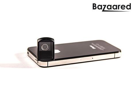 The Smartphone Spy Lens | Cult of Mac Deals | Apple in Business | Scoop.it