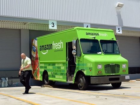 Amazon Finds Grocers Are Hard to Kill | online grocery delivery | Scoop.it