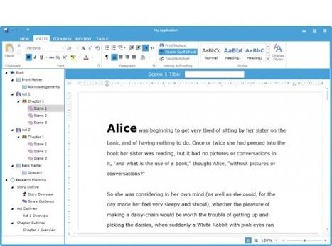 7write, para escribir, editar y publicar tu libro online | Las TIC y la Educación | Scoop.it