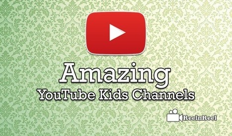 Amazing YouTube Kids Channels | YouTube Marketing | Scoop.it