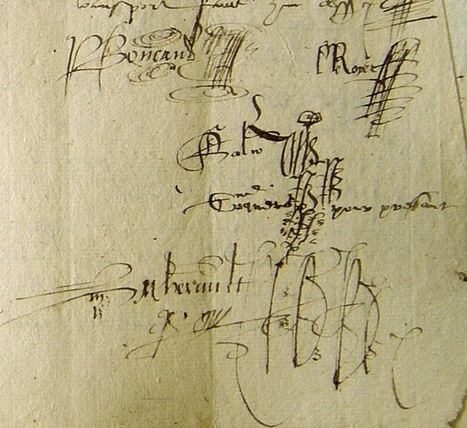 MODES de VIE aux 16e, 17e siècles » Archive du blog » Mathurin Leroyer vend la métairie de la Planche, Le Bourg d'Iré 1553 | blog de Jobris | Scoop.it