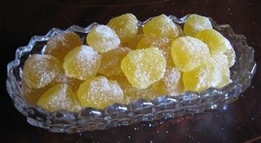 Homemade Lemon Gum Drops Recipe, Gumdrops Recipe, Gum Drops Recipe, Candy Recipes, Lemon Recipes, Pectin Recipe | Candy Buffet Weddings, Events, Food Station Buffets and Tea Parties | Scoop.it