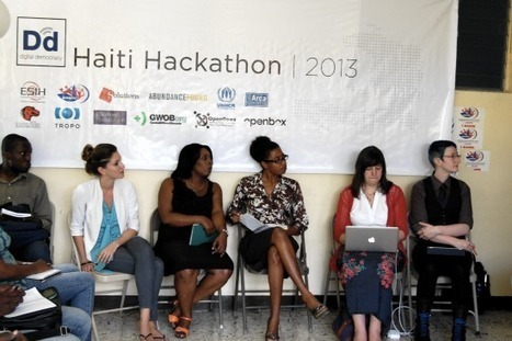 Techies Gather in Port Au Prince for Haiti's First Hackathon | LACNIC news selection | Scoop.it