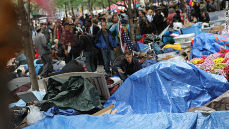 Unions endorse, will join Occupy Wall Street protests - CNN.com | Agora Brussels World News | Scoop.it