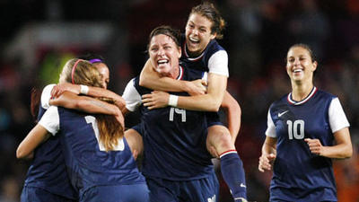 U.S. Women's Soccer Team Beats Canada In Epic Fashion | I don't do fashion, I am fashion | Scoop.it