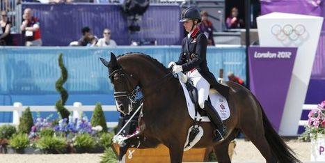 Les juments impavides, par Jean Rochefort | LeMonde | JO 2012 - Equitation | Scoop.it