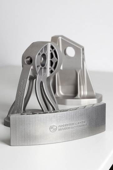3ders.org - ESA demonstrates complex structures made of metal using 3D printing | 3D_Materials journal | Scoop.it