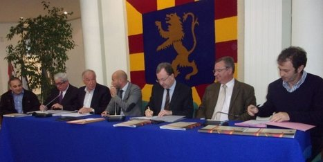 Trois contrats signés pour la langue basque | BABinfo Pays Basque | Scoop.it