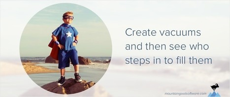 Leave Work Unassigned and See Who Steps Forward | Innovatus | Scoop.it