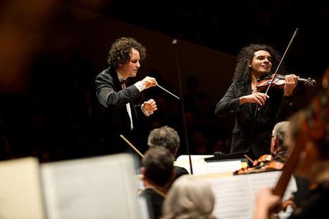 Concert d'ouverture de la saison de l'orchestre national de Lille avec le nouveau directeur musical | orchestre national de lille - Jean-Claude Casadesus | Scoop.it