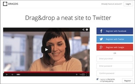 Dragdis: A Useful Drag and Drop Online Bookmarking Tool | iGeneration - 21st Century Education | Scoop.it