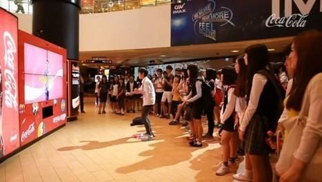 Coca-Cola se met en mode K-Pop ! | streetmarketing | Scoop.it