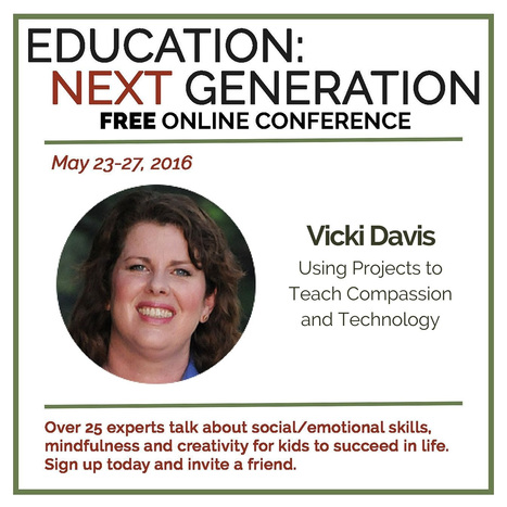 Education Next Generation Online Conference | Durff | Scoop.it