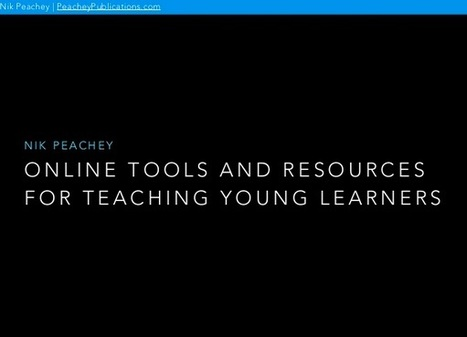 Online Tools and Resources for Teaching Young Learners | Training, Knowledge, thinking and technology | Scoop.it