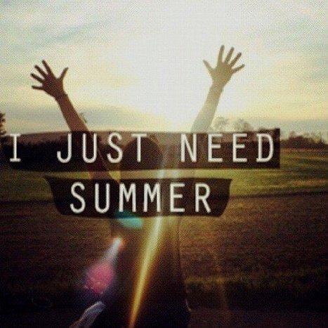 I NEED SUMMER!! :) | Natty :) | Scoop.it