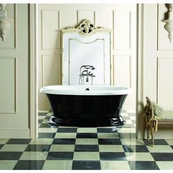 Elements of a Traditional Bathroom…. | Designing Interiors | Scoop.it