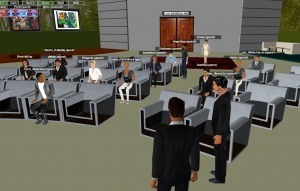 Ten Challenges 3D Virtual Meeting Platforms Face in Corporations? | Web 3D | Scoop.it