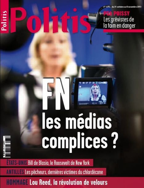 Front national: Les médias complices? | DocPresseESJ | Scoop.it
