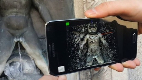 Soon Your Old Smartphone Will Let You 3D-Print a Selfie | Tracking the Future | Scoop.it