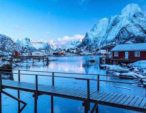 Nádherné časozbery z nórskych Lofotov | letom svetom internetom | Scoop.it