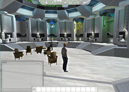 Virtual World Web Teams with Oculus, Virtuix for Holodeck | 3D Virtual-Real Worlds: Ed Tech | Scoop.it