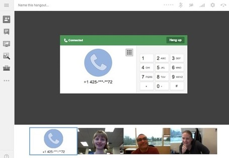 "Google Plus Daily - Improvements to Phone calling in Hangouts | ""#Google+, +1, Facebook, Twitter, Scoop, Foursquare, Empire Avenue, Klout and more"" 