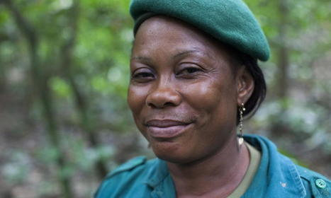 Despite Danger, Cameroonian Ranger Asseme Still Dedicated to Her Calling | Stories | WWF | My Funny Africa.. Bushwhacker anecdotes | Scoop.it