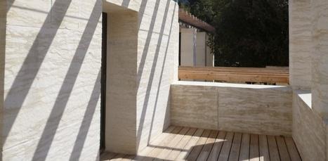 Eloge de la pierre en architecture | Géographie : les dernières nouvelles de la toile. | Scoop.it