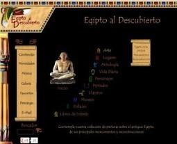 Trabaja el Antiguo Egipto online | Enseñar Geografía e Historia en Secundaria | Scoop.it