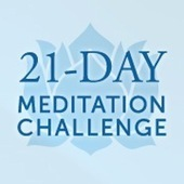 Oprah and Deepak's 21-Day Meditation Challenge happening now!   fitness, health, and balance   Scoop.it