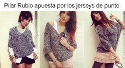 Lavadora de textos: «No me gustan los 'jerseys' de Pilar Rubio», sobre el plural de jersey | terminology and translation | Scoop.it