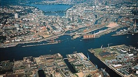 Le port de Hambourg, vitrine allemande de la « smart city » | Chronique d'un pays où il ne se passe rien... ou presque ! | Scoop.it