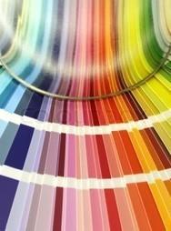 Paint colour charts | Colour Love | Scoop.it
