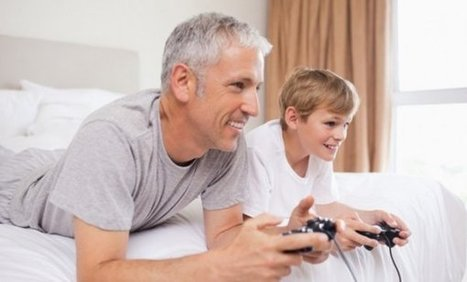 7 health benefits of playing video games - Yahoo! News (blog) | Do Video Game Cause Violent Behavior? | Scoop.it