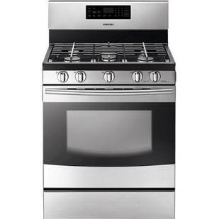 NX58H5650WS Freestanding Gas Range - Appliances Depot   Buy Home Appliances with One Year Warranty   Scoop.it