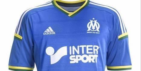 L'OM dévoile un maillot | Sport & Fashion | Scoop.it