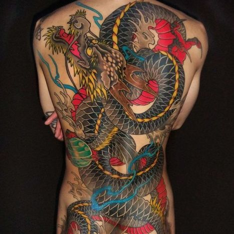 Japanese tattoos and the quest for their survival | ABC (Australie) | Kiosque du monde : Asie | Scoop.it