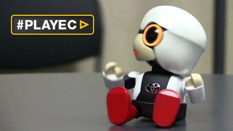 Kirobo Mini, el robot humanoide que te acompañará día a día   Robótica Educativa tuXc Coaching   Scoop.it