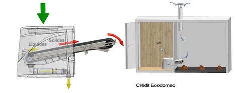 Ecodoméo des toilettes sèches design et innovantes | architecture..., Maisons bois & bioclimatiques | Scoop.it