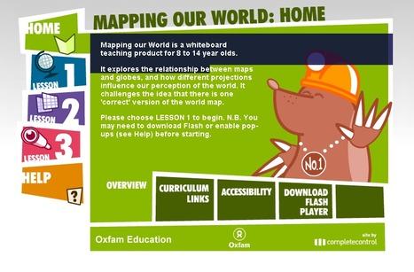 Mapping Our World | Resource Centre | Scoop.it