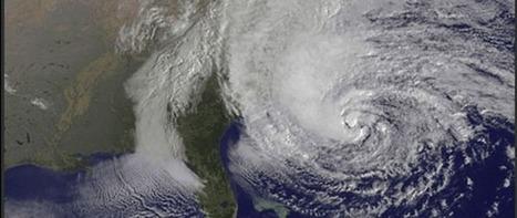 The best Source for Sandy Hurricane Updates is NOAA - I4U News | Dounya-Geolog | Scoop.it
