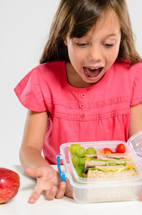 Summertime Prep for the School Cafeteria | Speech-Language Pathology | Scoop.it