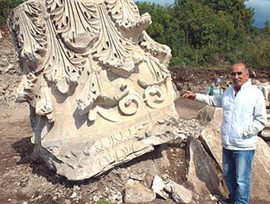 Arqueólogos turcos se preparan para desenterrar los restos del Templo de Adriano | LVDVS CHIRONIS 3.0 | Scoop.it