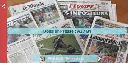 La Presse (la voix passive + la nominalisation) | Remue-méninges FLE | Scoop.it