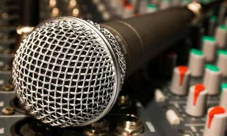 Graphene microphone outperforms traditional nickel and offers ultrasonic reach | News we like | Scoop.it