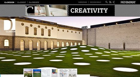 14 Beautiful Content-Heavy Website Designs Inspire via @dtelepathy | Design Revolution | Scoop.it