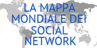 La mappa dei social network nel mondo - dicembre 2011 | Vincos Blog | ViaSicilia67 | Scoop.it
