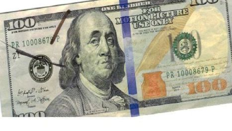 Funny money: Inmates called to pick up fake $100s scattered along roadside | Strange days indeed... | Scoop.it