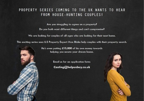 USA property series wants to hear from house-hunting St Helens couples | Welfare, Disability, Politics and People's Right's | Scoop.it